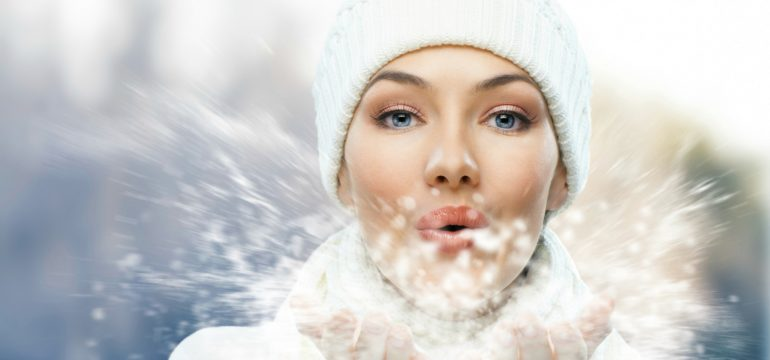 Face Peel for Winter